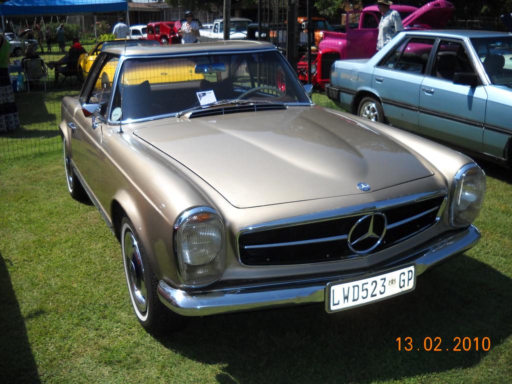Mercedes Benz 230sl Paul Horn Flickr By Basic Transporter