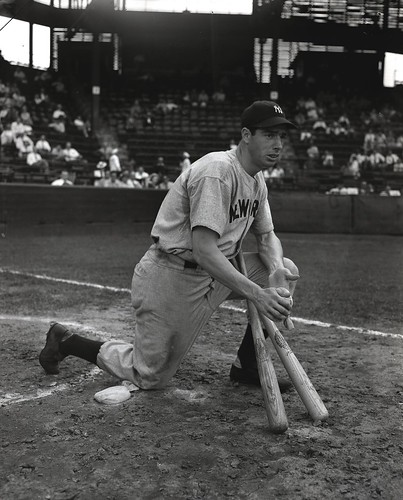 Baseball Joe Dimaggio 717_1217 | by Western Historical Manuscript Collection - Stl