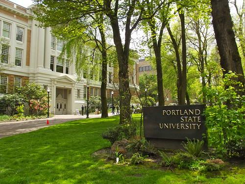 Portland State University Viking Game Room
