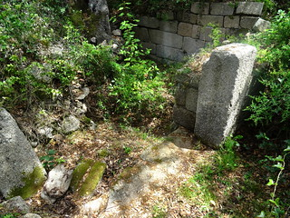 Vestiges de l'église ruinée de Sant'Andria