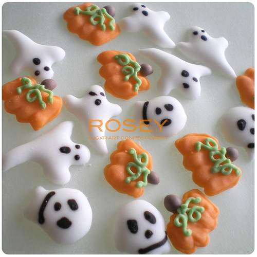 Halloween Sugar Parts for Cookie Lesson | by rosey sugar