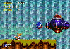 Sonic the Hedgehog 3 (Virtual Console) | by SEGA of America