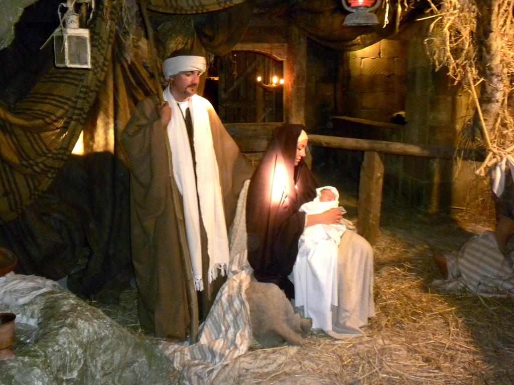Risultati immagini per living nativity scenes