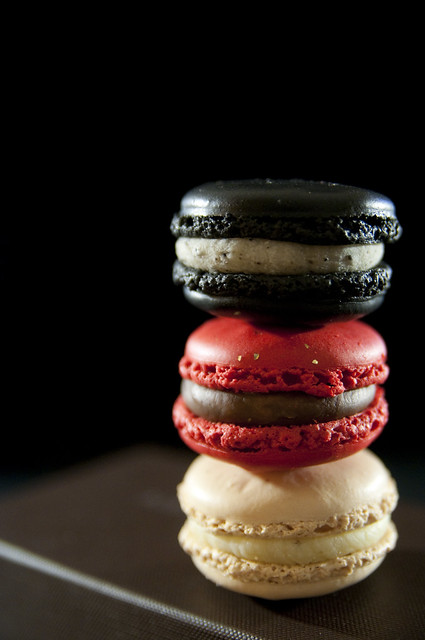 macarons de no l pierre herm paris shinjuku isetan flickr photo sharing. Black Bedroom Furniture Sets. Home Design Ideas