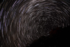 Tidal River star trails (70 x 30 seconds) | by Stephen Edmonds