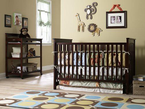 ... Baby Furniture Cribs | Graco Eco Friendly Dakota Classic 4 In 1  Convertible Crib,
