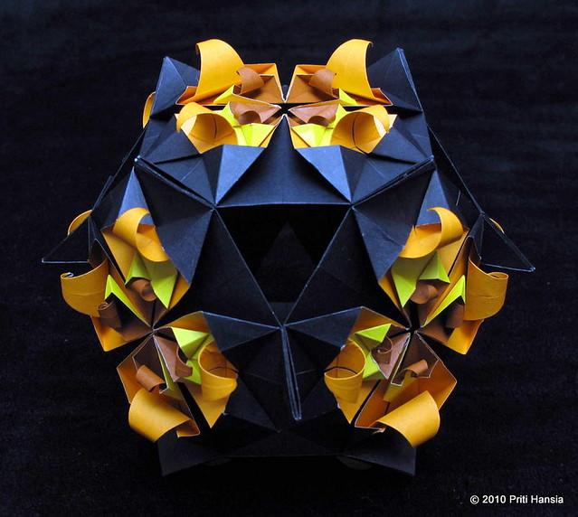 Origami Polyhedra - nuwen.net | 572x639