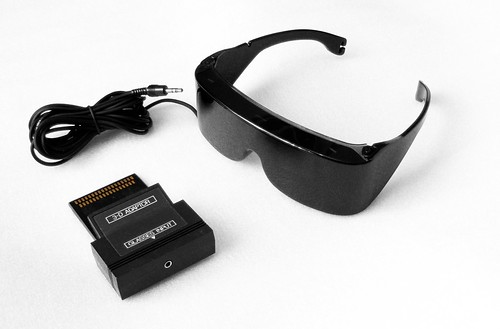 SEGA Master System 3D Glasses | by SEGA of America