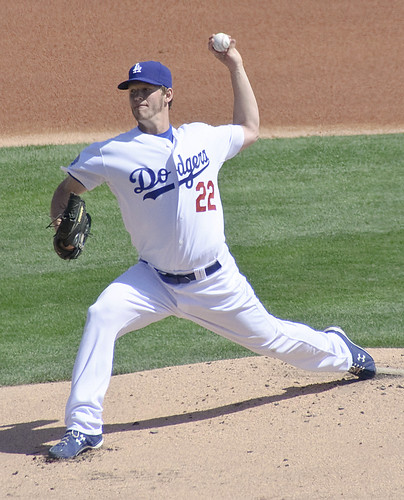 Clayton Kershaw | by SD Dirk