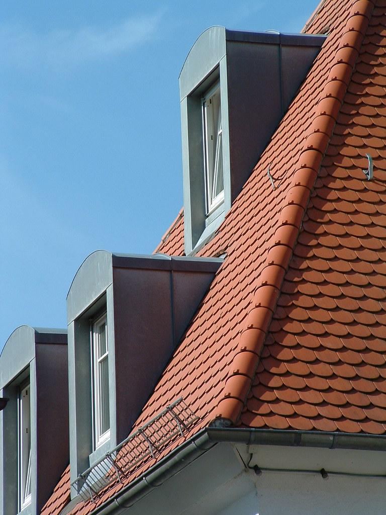 Dachgaube Bochum Gaube Gauben Gaupen Fertiggaube Dach Gaub Flickr