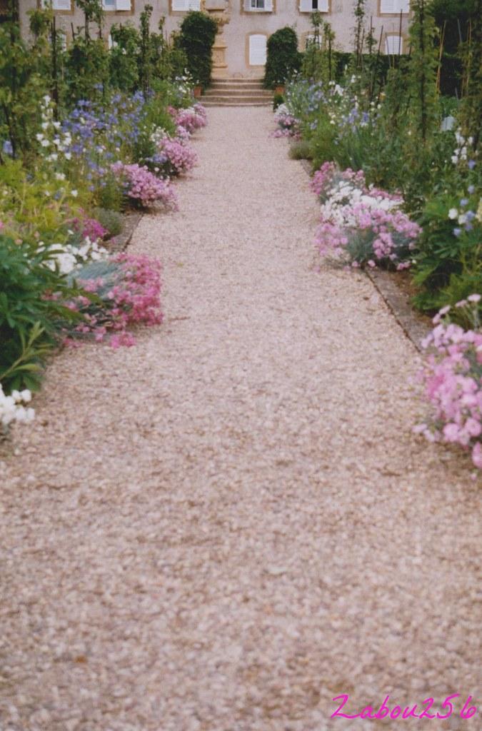 jardin de la maison de Robert Schuman à Scy-Chazelles - Mo ...