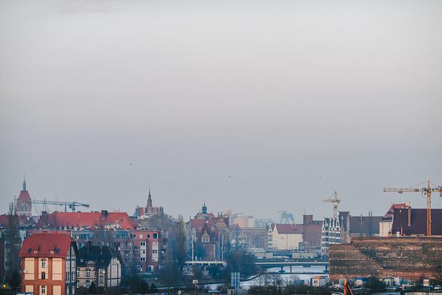 Gdansk Skyline | Poland 2017