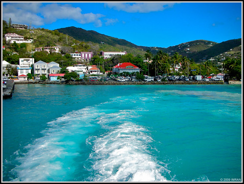 Stunning Blue Waters Of The British Virgin Islands - IMRAN™ — 7,000+ Views! | by ImranAnwar
