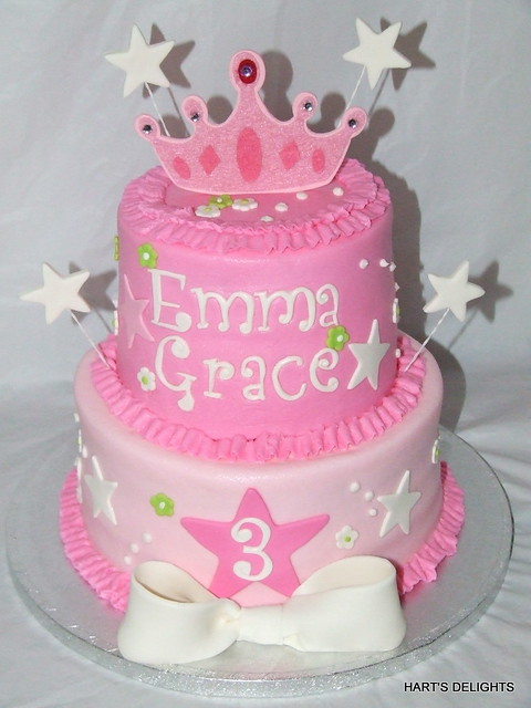 Emma Grace S Princess Cake Debbie Flickr