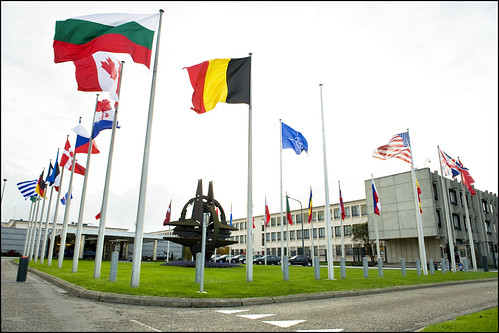 NATO headquarters in Brussels | by European Parliament
