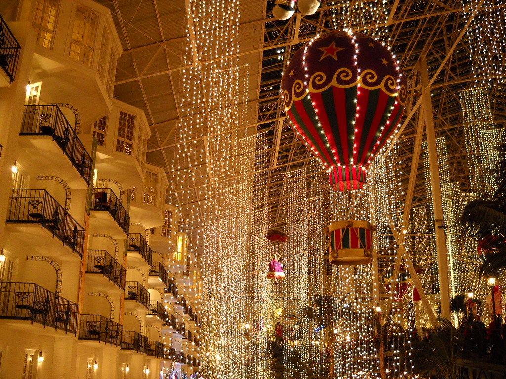 opryland hotel christmas 2009 by niseag03
