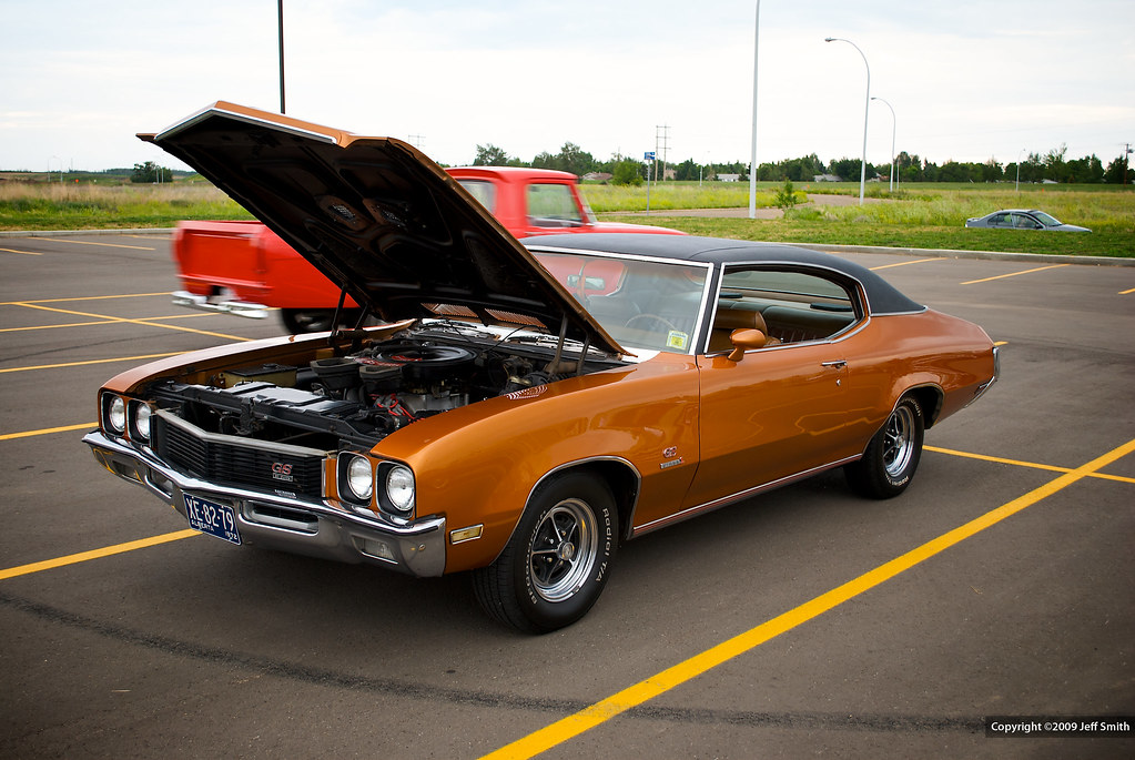 1972 Buick Skylark GS | From a classic car night at St. Albe… | Flickr