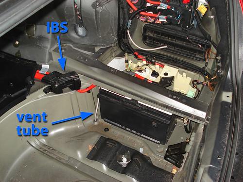 Battery Vent Tube : Remove vent tube battery keifr flickr