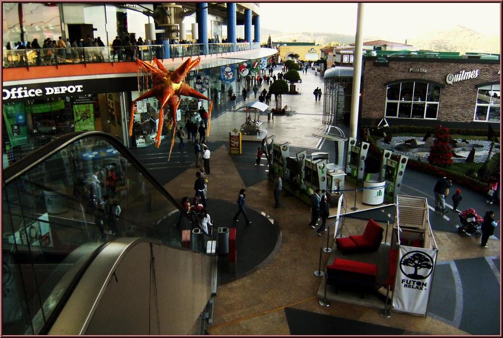 Centro comercial la c spide lomas verdes estado de m xic - Centro comercial de la moraleja ...
