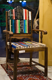The Book Chair | by bobtravis