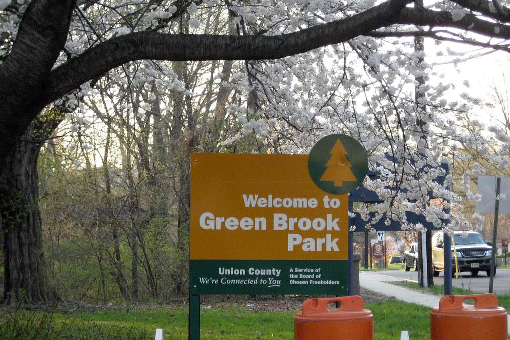 Green Brook Nj >> Green Brook Park in Plainfield, New Jersey   Green Brook ...