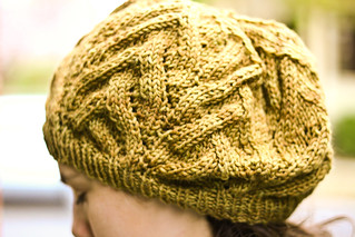 Crooked Paths in Madeline Tosh Tosh Merino, 'Moss' | by add_knitter
