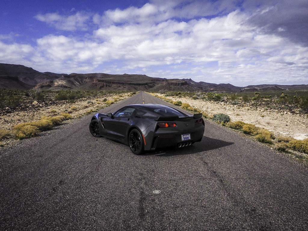 Corvette Road Trip Route 66 | Flickr