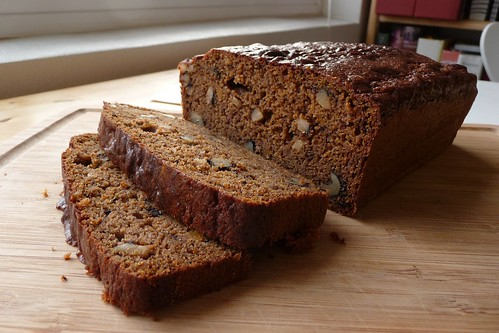 Buckwheat Pumpkin Bread | by Kitchen Mouse