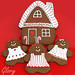 Gingerbread Sisters Cottage