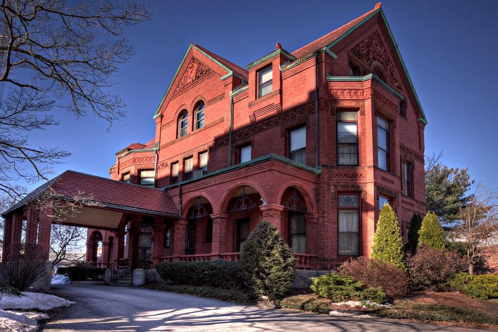 gardner j kingman house brockton massachusetts added to flickr