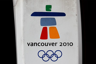 Vancouver 2010 Winter Olympic Torch | by s.yume