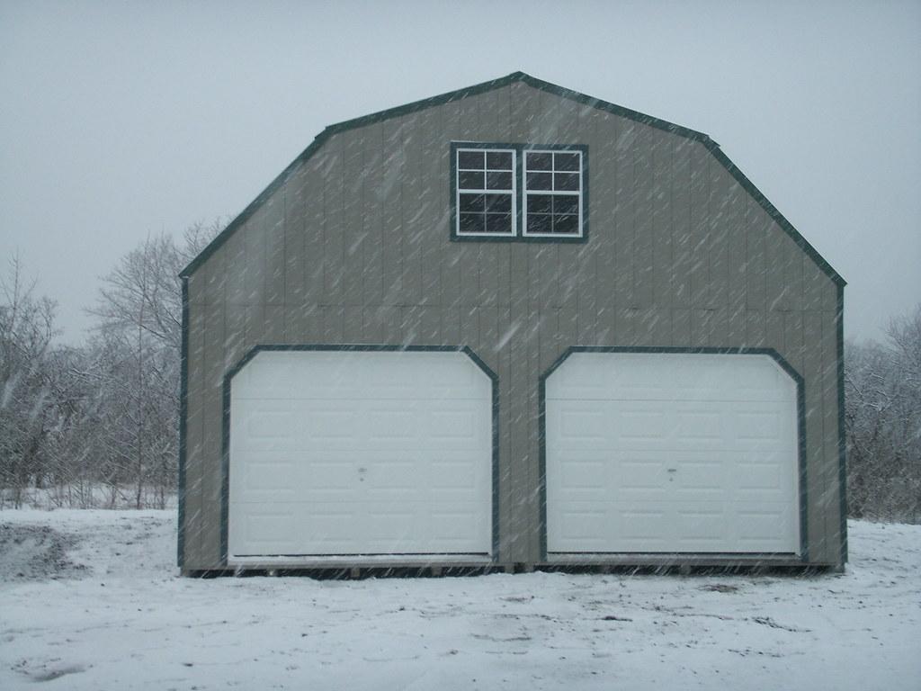 Two story garages 2 story 2 car garage alan 39 s factory for Garage new s villejuif