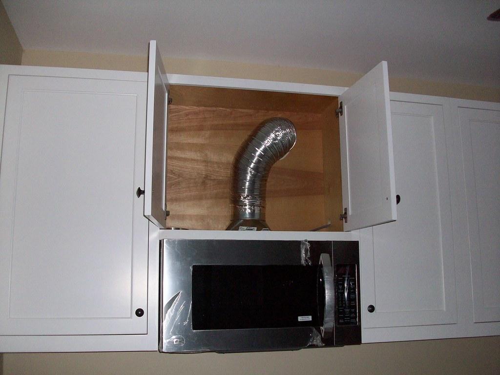 Microwave Vent