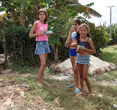 girls from cuba