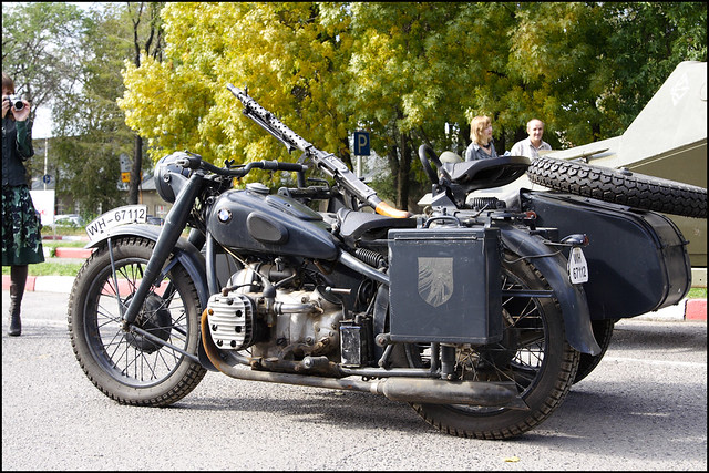 Bmw R71 Wasile Flickr