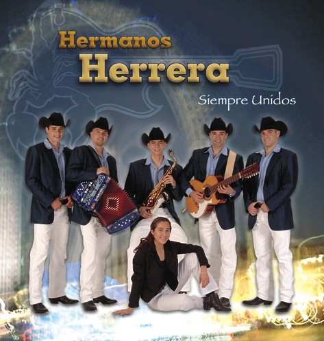 Siempre undios front cover hermanos herrera flickr - Hermanos herrero ...