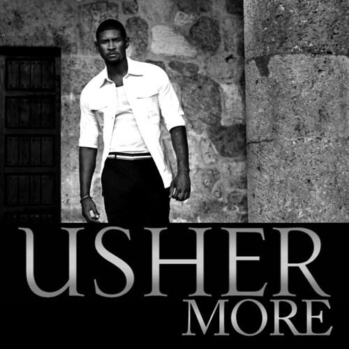 Usher Album Cover Usher - More (FanMade ...