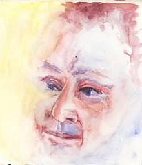 Portrait of Julia Kay by Anne Longo