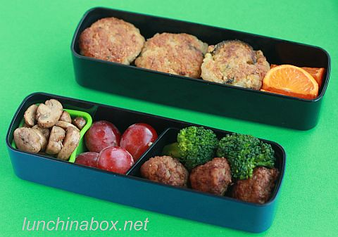 Risotto cake bento lunch | by Biggie*