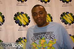 Black Nerd on the Wizard World Carpet | by Black Nerd