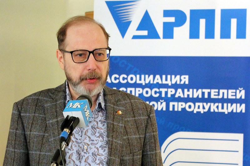А.В. Авдонин, «Мир новостей Медиа», Союз издателей «НАИ»