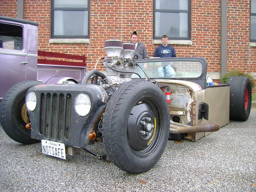 1979 Jeep Dj Rat Rod That S Right This Started Out As A