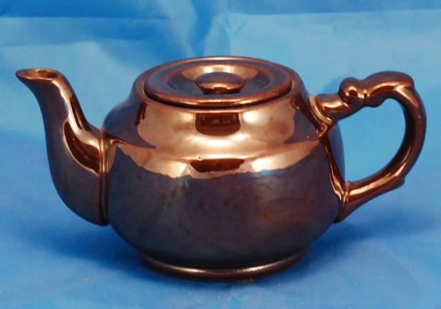 Vb9019x Occupied Japan Tea Pot Occupied Japan Lusterware