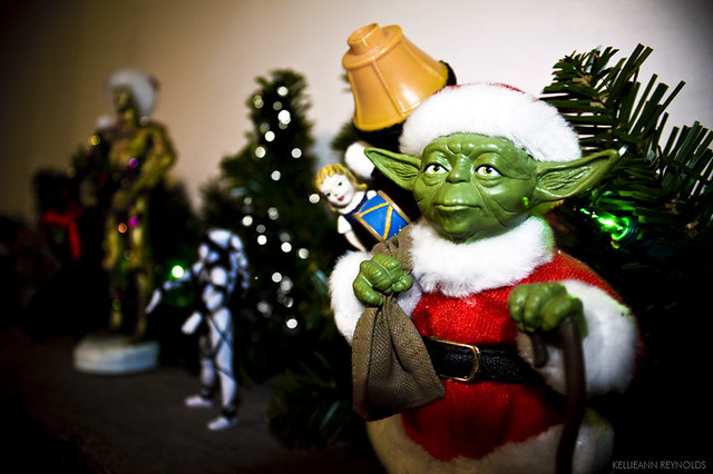 star wars christmas day 2 twelve days of christmas photos by kellieannphoto - Starwars Christmas