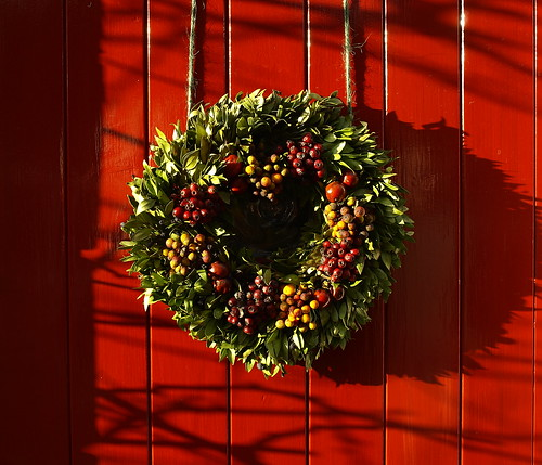 Christmas Wreath | by cycle.nut66