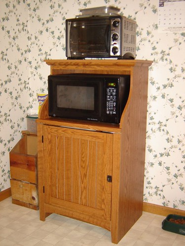 Microwave Stand Flickr Photo Sharing