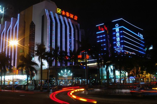 Zhuhai - Gongbei Hotels | by cnmark