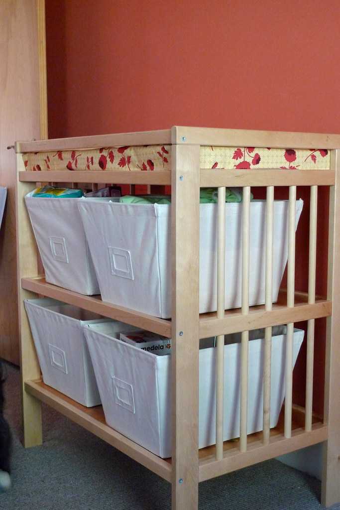 Changing table | This is the Gulliver changing table from ...