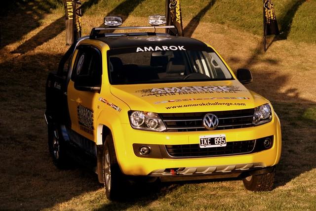 new vw volkswagen amarok 4x4 assembled in argentina for th flickr. Black Bedroom Furniture Sets. Home Design Ideas