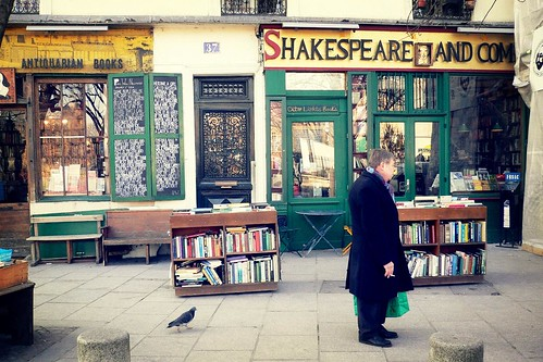 Shakespeare and Company | by auggie tolosa